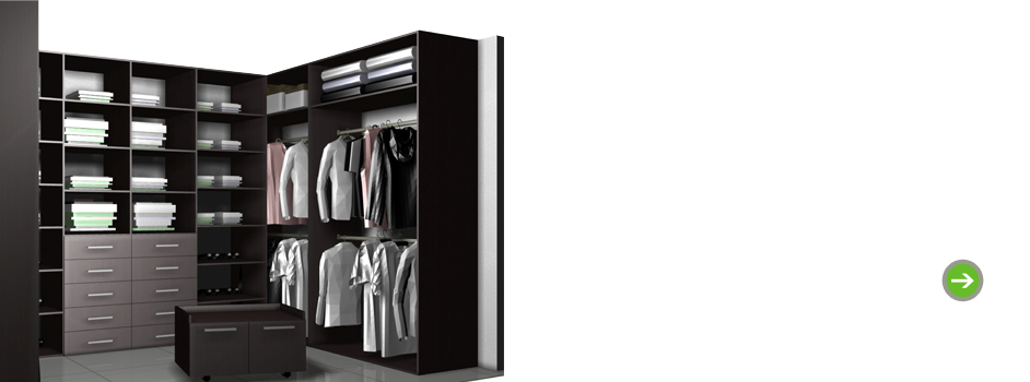 Cabinet Vision for Closet Manufacturers